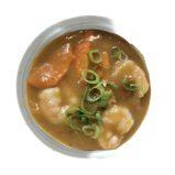 Garnalen Green Curry